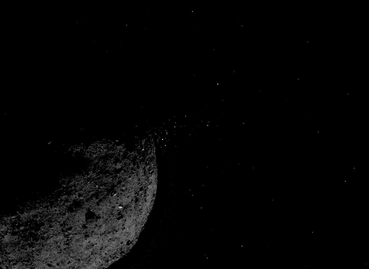 NASA Reveals Big Surprises About Asteroid Bennu