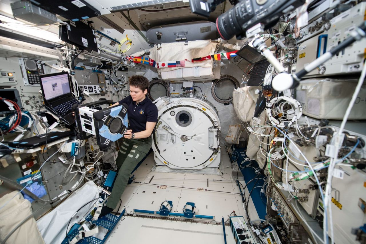 astronauts in the international space station - photo #36