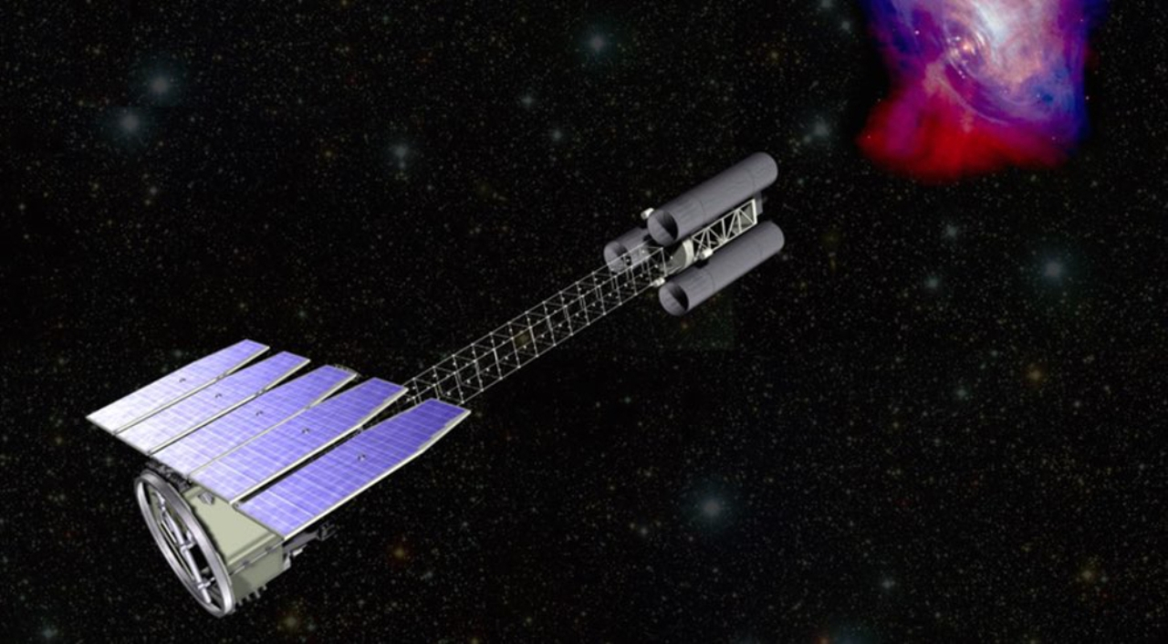 NASA Awards Launch Services Contract for Groundbreaking Astrophysics Mission