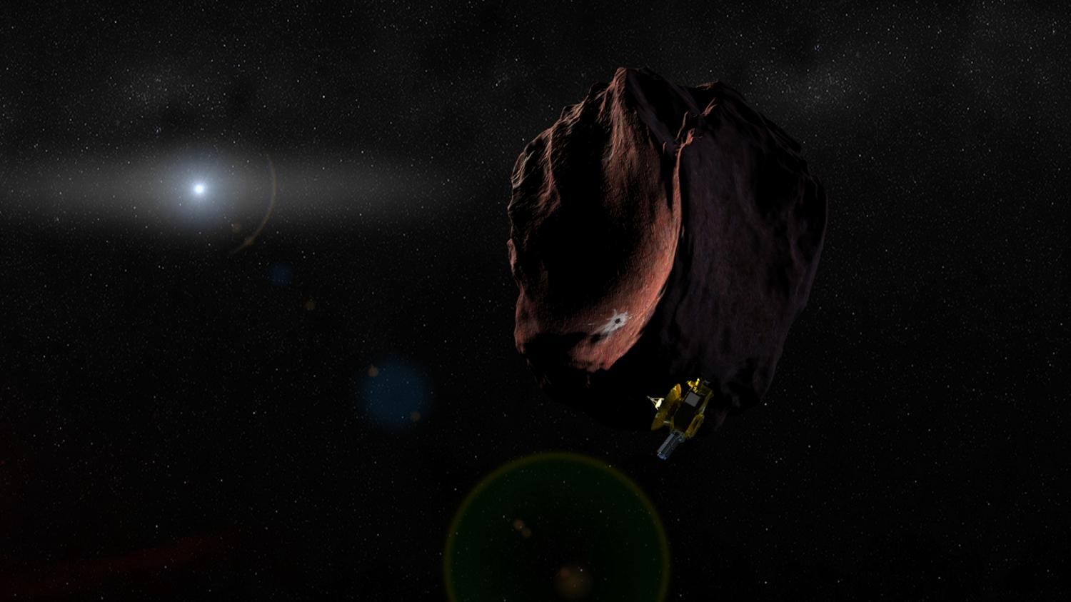 The conference's topics detailed continued study of Pluto and its family of natural satellites. Image Credit: NASA/Johns Hopkins University Applied Physics Laboratory/Southwest Research Institute/Steve Gribben