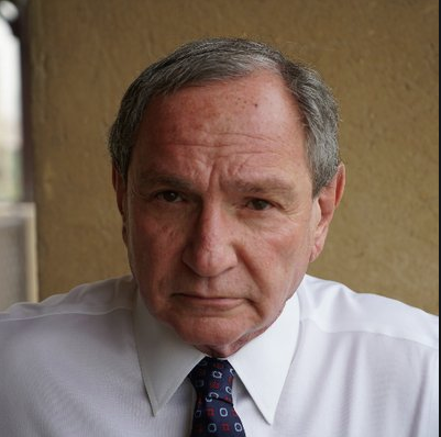 Futurist George Friedman. Photo: Twitter