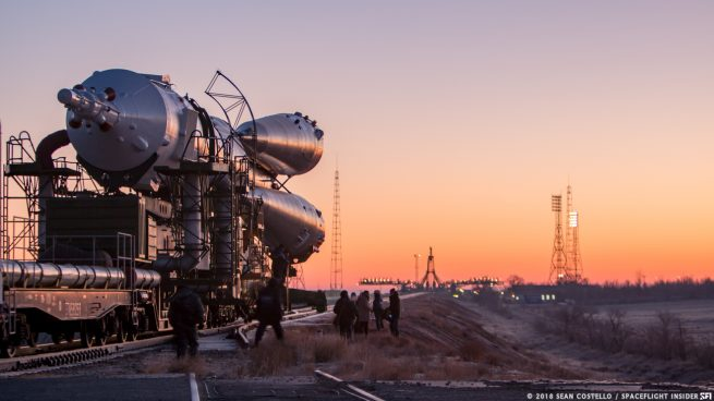 For the last two decades, U.S. astronauts and Russian cosmonauts have rode Russian-built Soyuz spacecraft to reach the ISS. It is expected that cosmonauts will soon ride to space alongside U.S. astronauts in American-built commercial spacecraft. Photo Credit: Sean Costello / SpaceFlight Insider