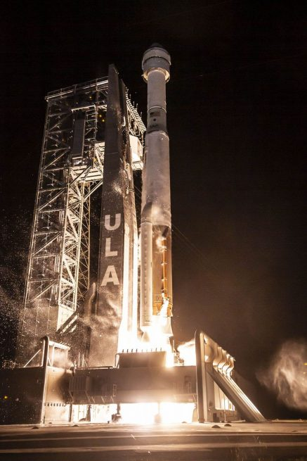 The one stand out from Friday's flight was the successful performance of United Launch Alliance's Atlas V N422 rocket. Photo Credit: ULA