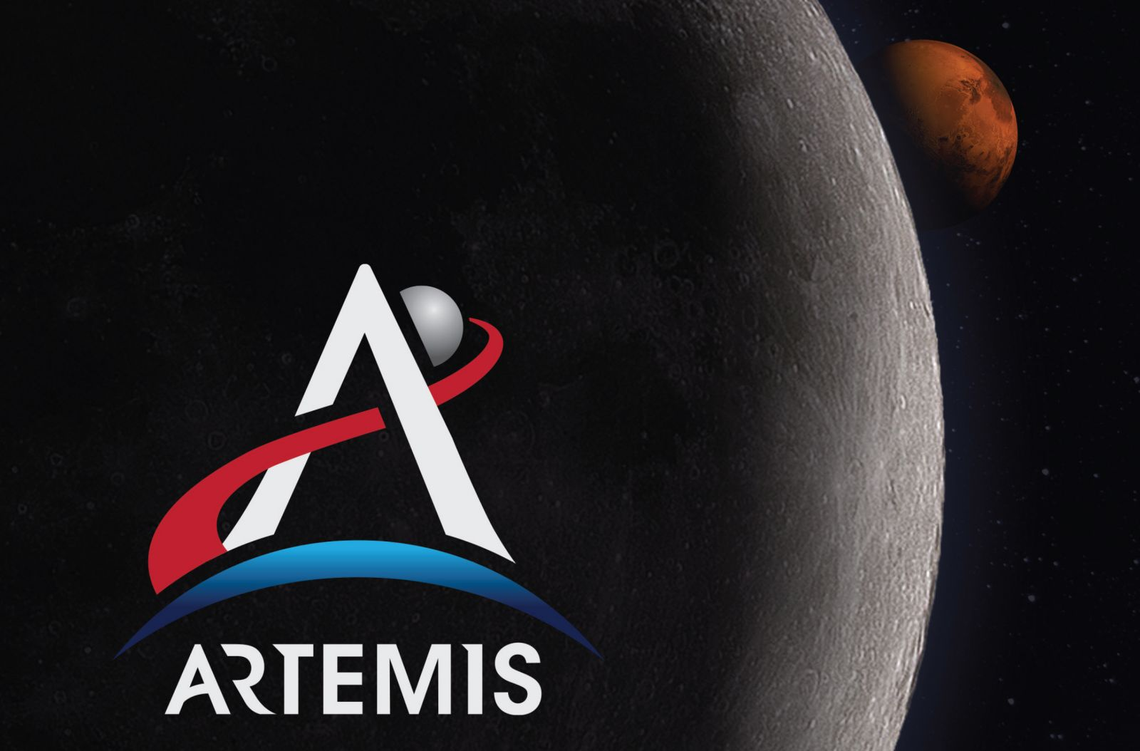"NASA is currently planning to send astronauts to the Moon under its ""Artemis"" program, which the astronauts presented today could play a big role in. Image Credit: NASA"