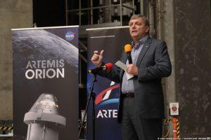 Mark Kirasich, Orion Program Manager