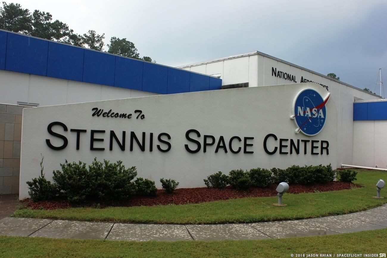 Stennis NASA Gate