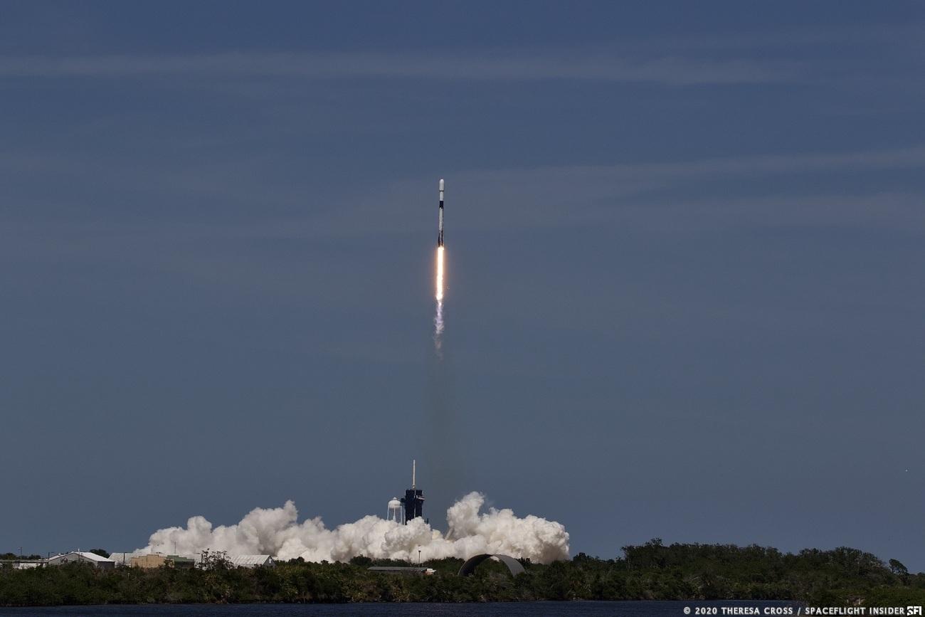 Falcon 9 LC-39A Starlink