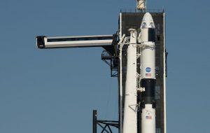 Falcon 9 Crew Dragon Demo-2
