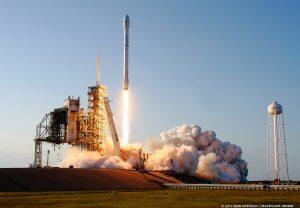SES-10 Falcon 9 launch