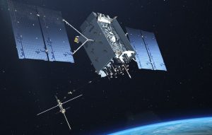 GPS-IIIF Render