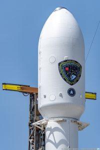 Payload fairing, GPS-III SV03