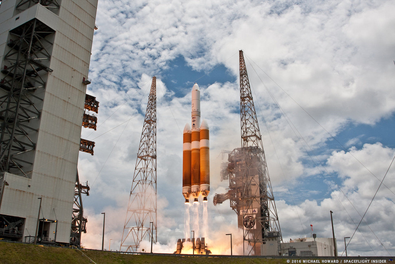 Watch ULA launch a classified spy satellite on its most powerful rocket