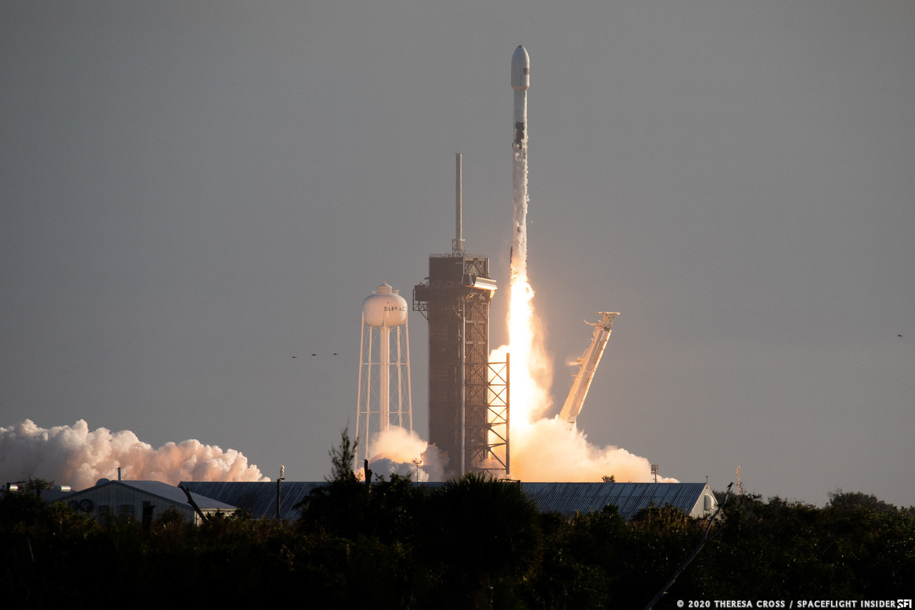 SpaceX launches another set of Starlink satellites