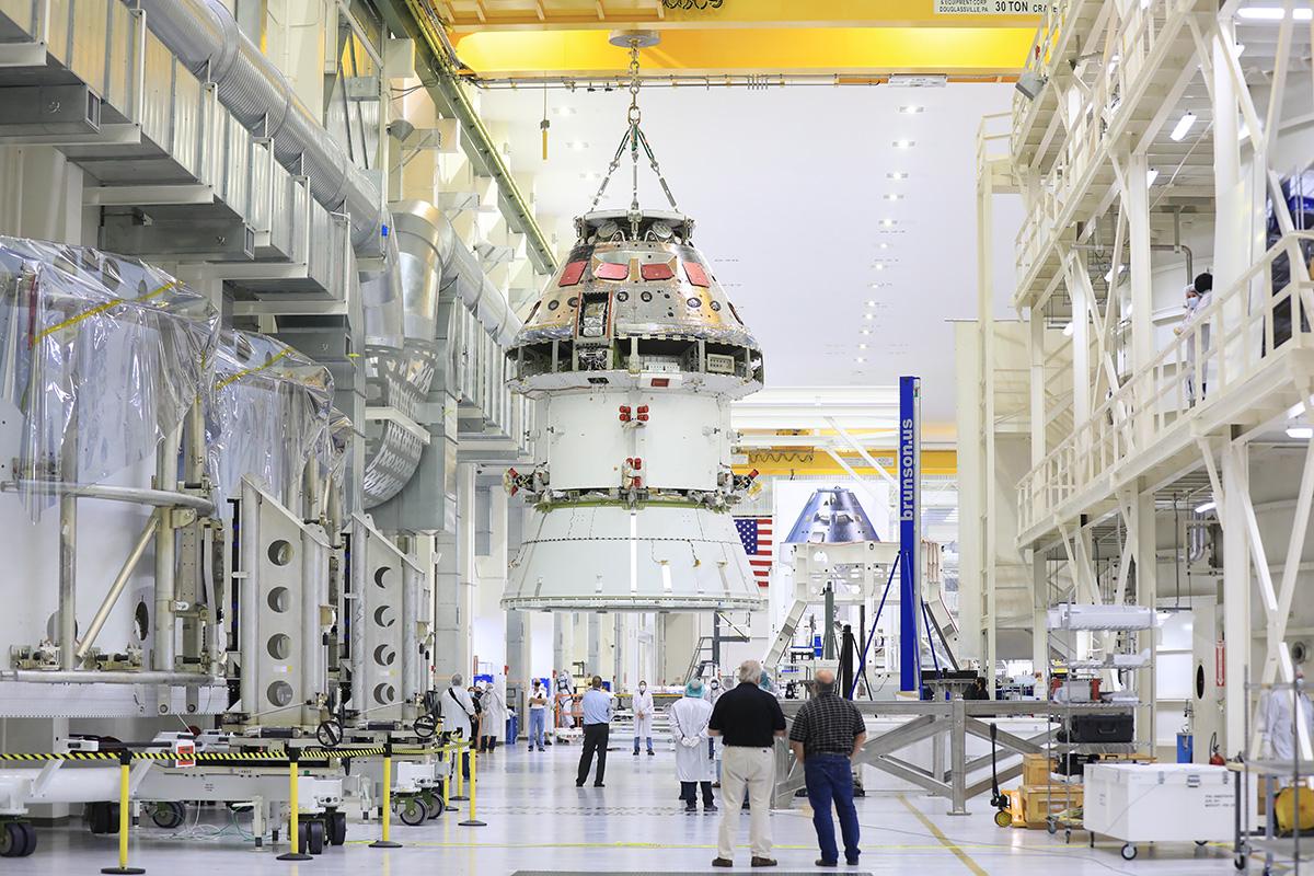 Artemis-1 Orion