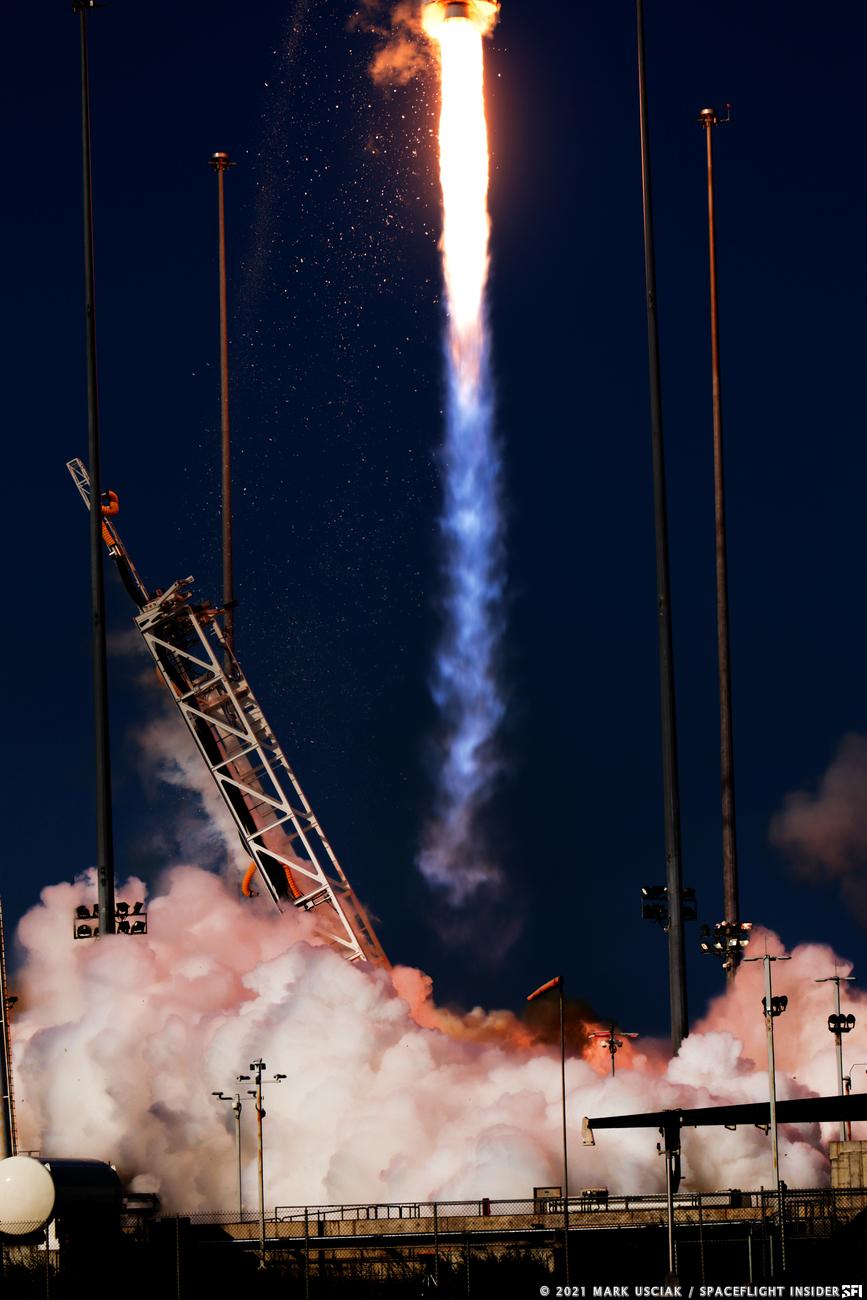 Credit: Mark Usciak / Spaceflight Insider