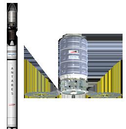 Antares & Cygnus
