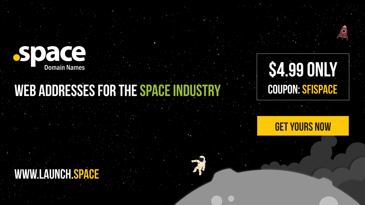 .space domain names